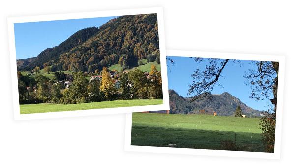Landschaft Rauschberg, Ruhpolding